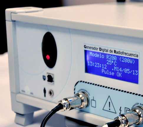 radiofrecuenciaR200