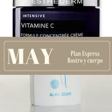 Calendario Beauty. mayo
